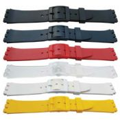 Swatch Style Resin Strap - 17mm